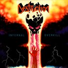 DESTRUCTION Infernal Overkill album cover
