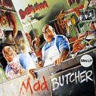 DESTRUCTION Mad Butcher album cover