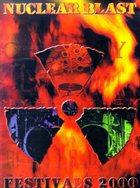 DESTRUCTION Nuclear Blast Festivals 2000 album cover