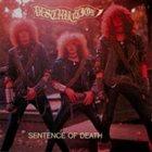 DESTRUCTION Sentence of Death album cover