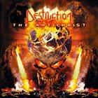 DESTRUCTION The Antichrist album cover