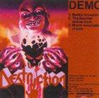 DESTRUCTION The Butcher Strikes Back album cover