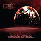 DESULTOR — Masters of Hate album cover