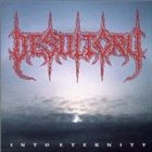 DESULTORY Into Eternity album cover