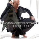 DEVIN TOWNSEND European Tour album cover