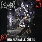 DEVISER Unspeakable Cults album cover