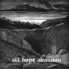 DEVOURER All Hope Abandon album cover