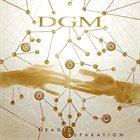 DGM Tragic Separation album cover