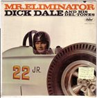 DICK DALE Mr Eliminator album cover