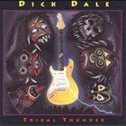 DICK DALE Tribal Thunder album cover