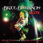 BRUCE DICKINSON Alive album cover