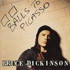 BRUCE DICKINSON Balls to Picasso album cover
