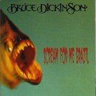 BRUCE DICKINSON Scream for Me Brazil album cover