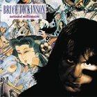 BRUCE DICKINSON Tattooed Millionaire album cover