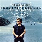 BRUCE DICKINSON The Best of Bruce Dickinson album cover