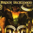 BRUCE DICKINSON Tyranny of Souls album cover
