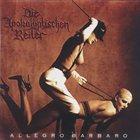 DIE APOKALYPTISCHEN REITER Allegro Barbaro album cover