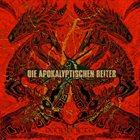 DIE APOKALYPTISCHEN REITER Der rote Reiter album cover