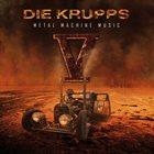 DIE KRUPPS V - Metal Machine Music album cover