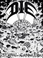 D.I.E. (NY) Eternal Damnation album cover