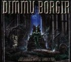 DIMMU BORGIR Godless Savage Garden album cover