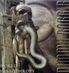 DIMMU BORGIR World Misanthropy album cover