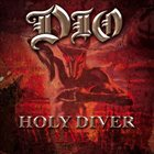 DIO Holy Diver Live album cover