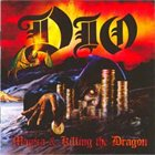 DIO Magica & Killing the Dragon album cover