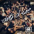 DIRTY D´SIRE Hurricane album cover