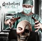 DISBELIEF Heal! album cover