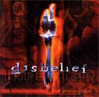 DISBELIEF Infected album cover