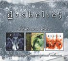 DISBELIEF Platinum Edition album cover