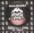 DISCHARGE Decontrol: The Singles album cover
