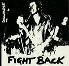DISCHARGE Fight Back album cover