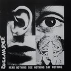 DISCHARGE Hear Nothing See Nothing Say Nothing Album Cover