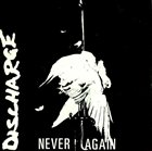 DISCHARGE Never Again album cover