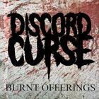 DISCORD CURSE Burnt Offerings album cover