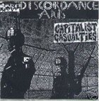 DISCORDANCE AXIS Discordance Axis / Capitalist Casualties album cover