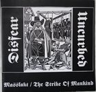 DISFEAR Masslakt / The Strike Of Mankind album cover