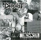 DISGUST Disgust / Desperate Corruption album cover
