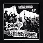 DISGUST Grind Freaks album cover