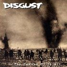 DISGUST The Horror of It All album cover