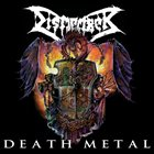 DISMEMBER Death Metal album cover