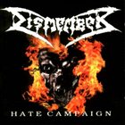 DISMEMBER Hate Campaign album cover