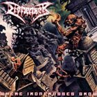 DISMEMBER Where Ironcrosses Grow album cover