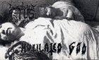 DISMEMBERED FETUS Mutilated God album cover
