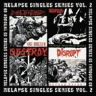 DISRUPT Relapse Single Series Vol. 2 album cover