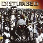 DISTURBED Ten Thousand Fists album cover
