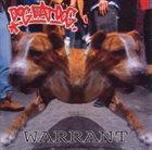 DOG EAT DOG Warrant album cover