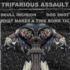 DOG SNOT Trifarious Assault album cover